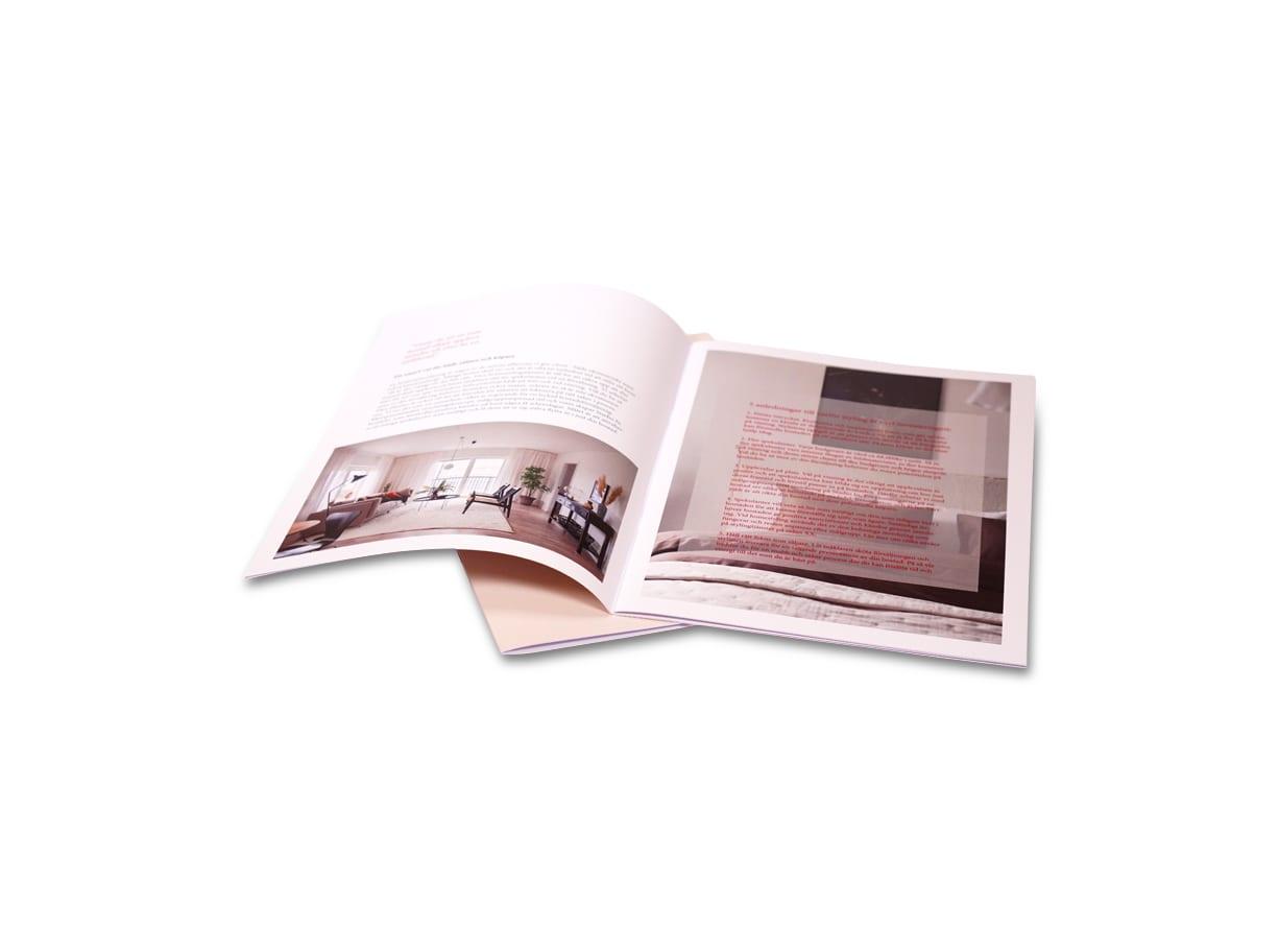 Broschyr A4 - Digitaltryck