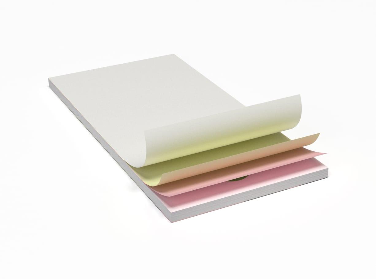 självkopierande papper