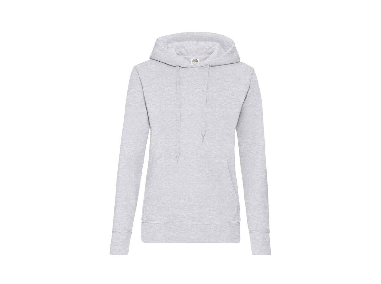 Billig hoodie med tryck