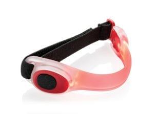 Armband LED med tryck