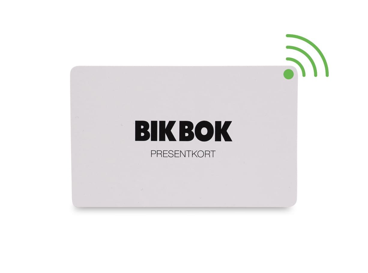 Plastkort RFID tryck