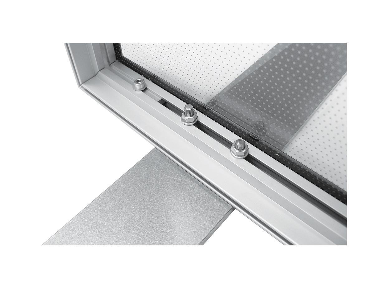 Aluframe LED Golv