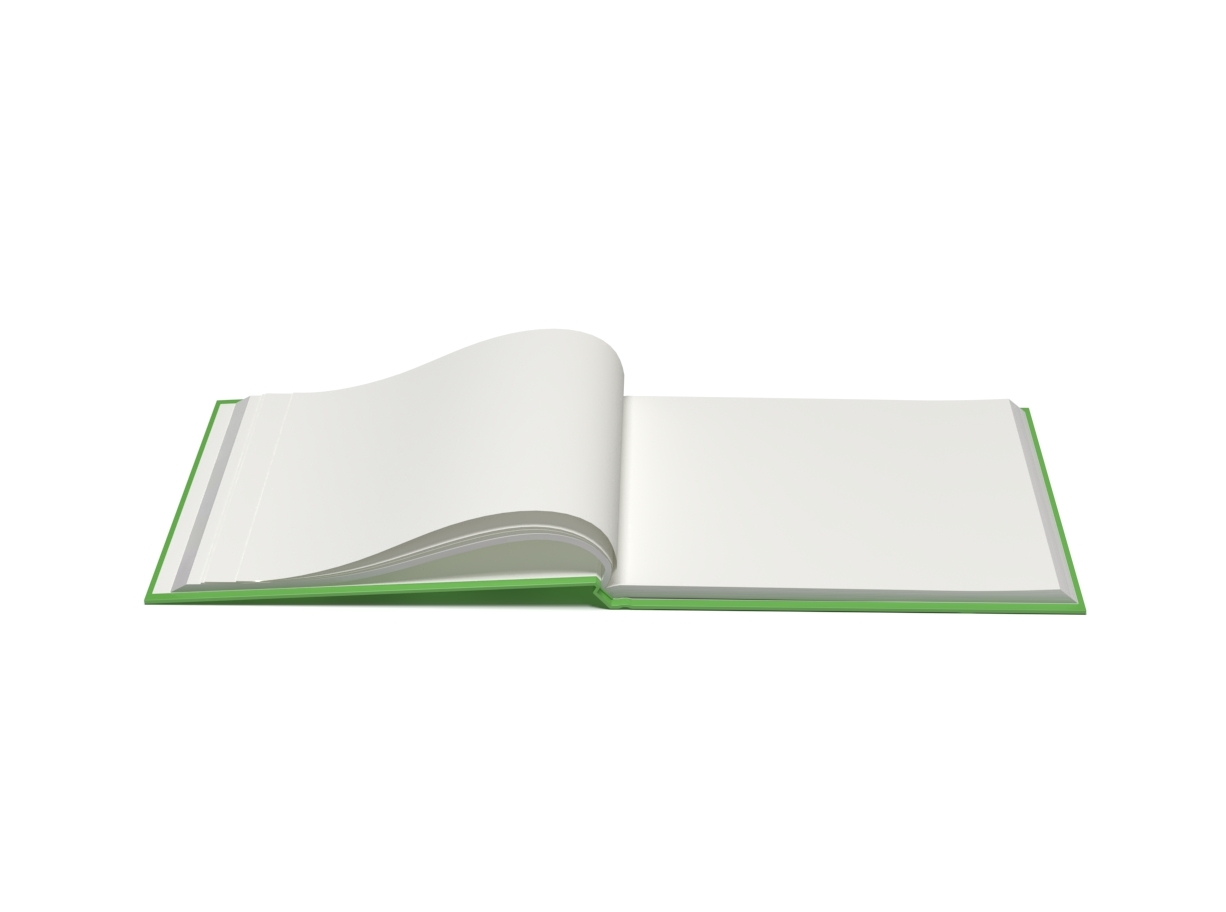 Bok med hardcover 210x210mm