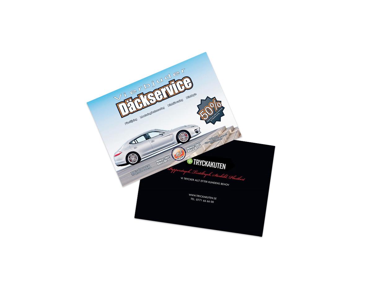 Flyer Sponsrad - Offset