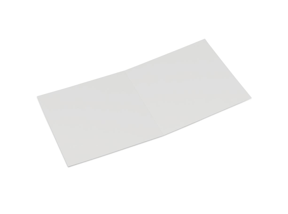 Folder 4 sidor Kvadrat - Digitaltryck