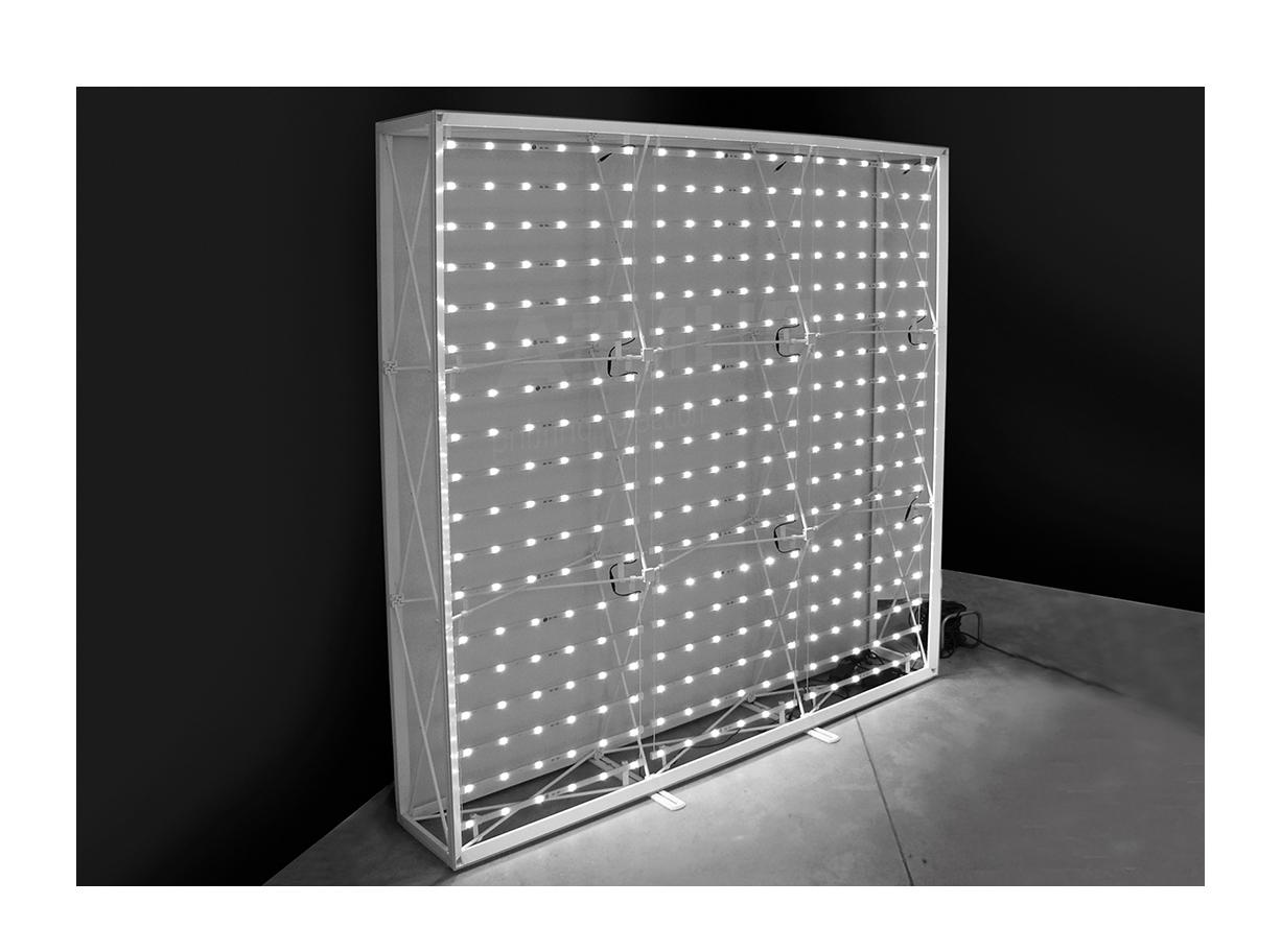 Pop Up Wall Modulsystem LED