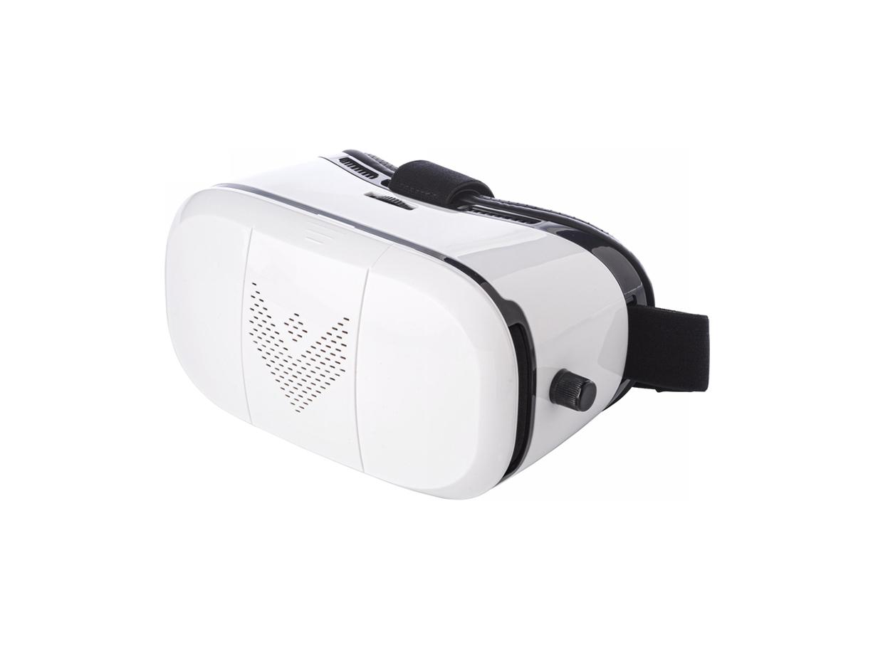 VR-glasögon med tryck